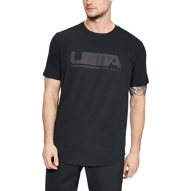 Мужская футболка Under Armour Versa SS 1322952-001