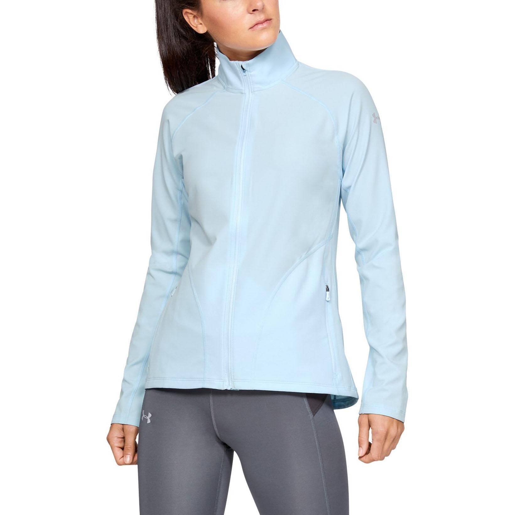 Женская куртка Under Armour Storm Launch Graphic Run Full Zip 1326514-451