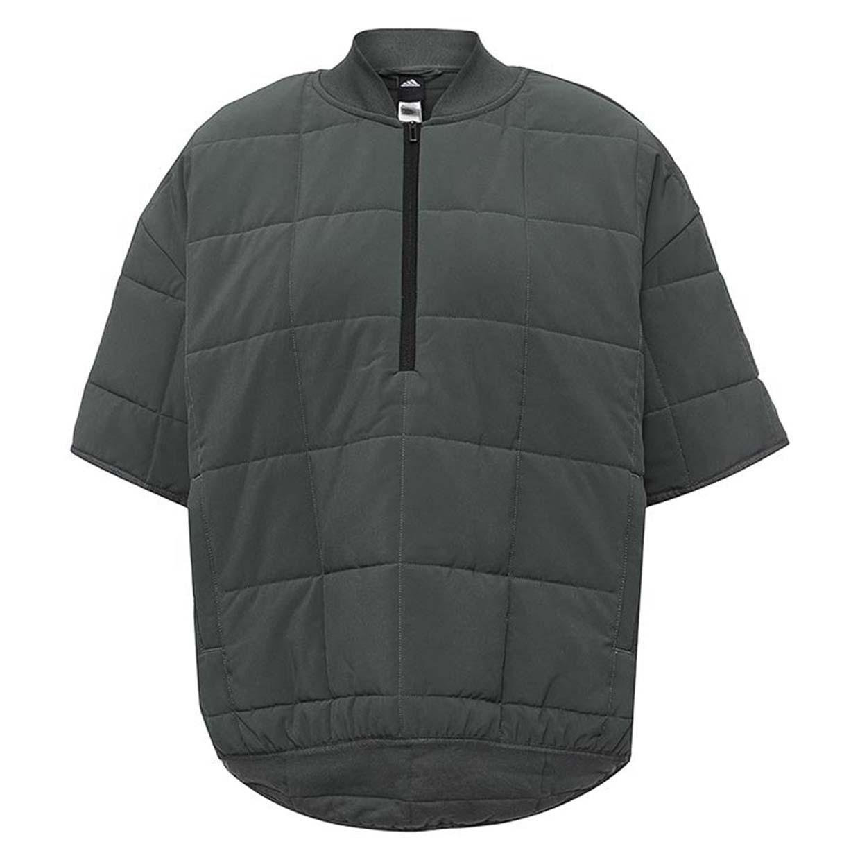 Женская куртка Adidas Ic Paddedsweat Half Zip AX6449