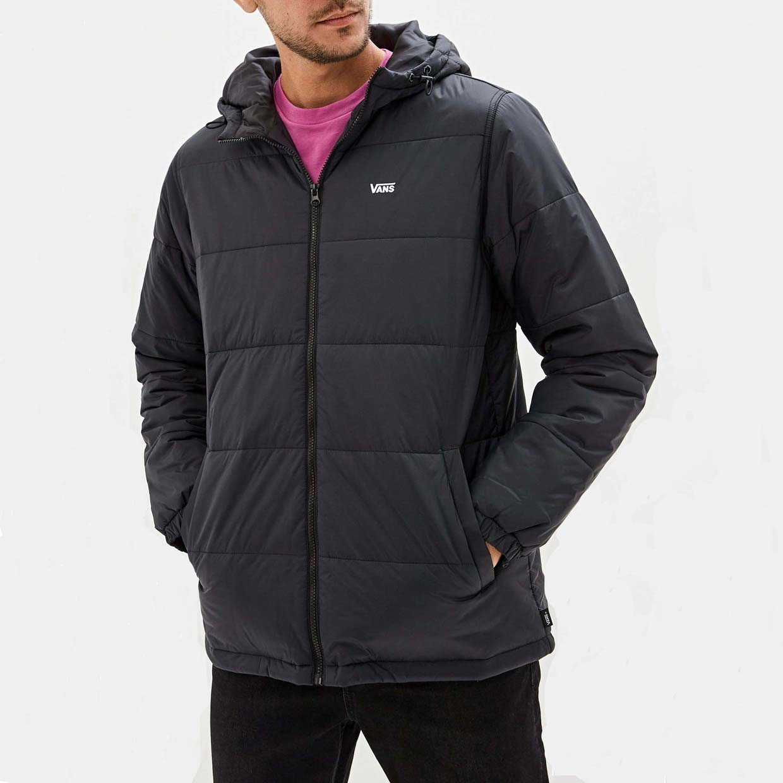 Мужская куртка Vans Woodridge Padded VA45AZBLK